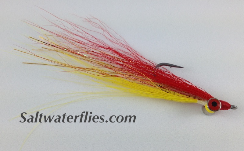 Blackjack fly pattern