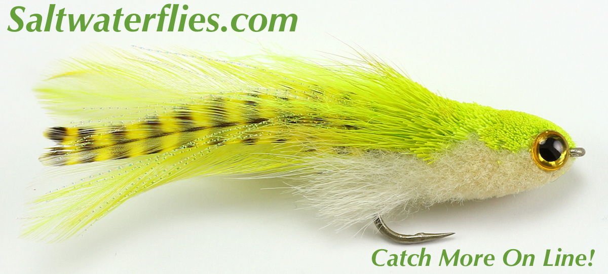 saltwater flies! saltwaterflies -- the finest saltwater flies, Fly Fishing Bait