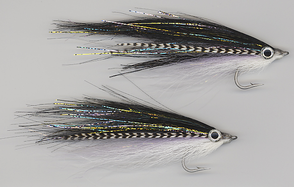 Couch's EC Baitfish Black