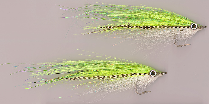 Couch's EC Baitfish Chartreuse