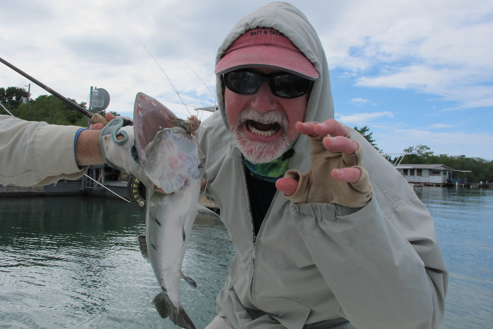 Photo jon benstead for Fly fishing puerto rico
