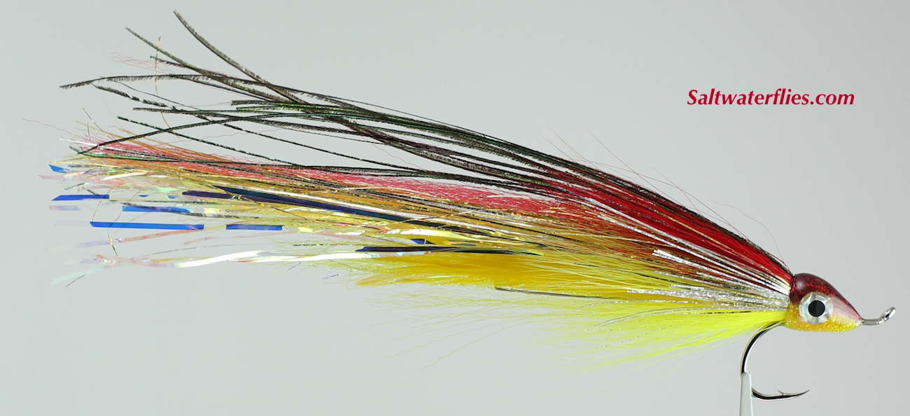 Bluewater Streamer Tequila Sunrise