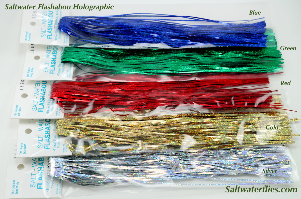 Hank TURQUOISE Sea Fibers Blend Fly Tying /& Saltwater